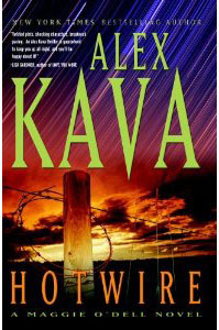 Cover of Alex Kava's book, Hotwire