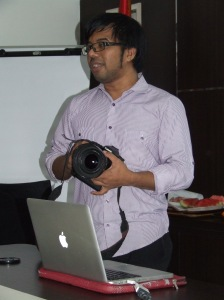 Photographer shares tips
