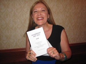 Marianne Wolf-Astrauskas wrote a book on NFPW's leadership.