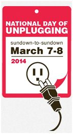 Are you up for unplugging for 24 hours?